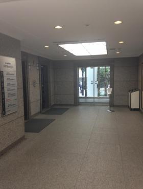 新半蔵門ビルの内装