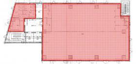 新半蔵門ビル:基準階図面
