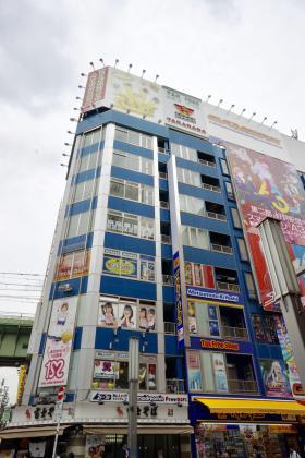 宝田中央通りビルの外観写真