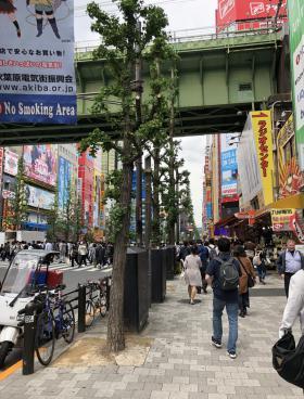 宝田中央通りビルの内装