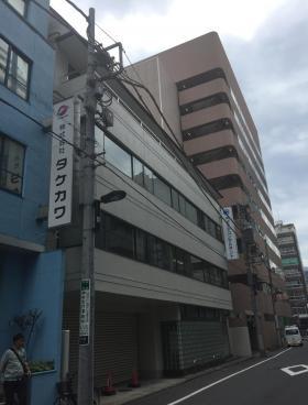 東急岩本町ビルの外観写真