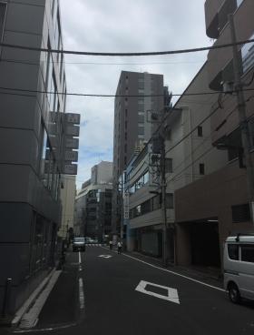 東急岩本町ビルの内装