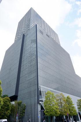 東急キャピトルタワーの外観写真