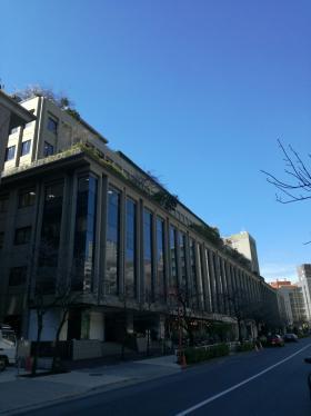 新紀尾井町ビルの外観写真