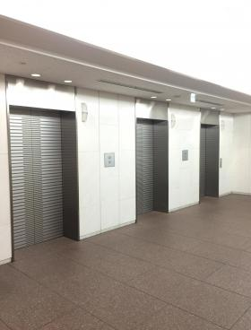 NMF竹橋ビル(旧神田錦町3丁目)ビルの内装