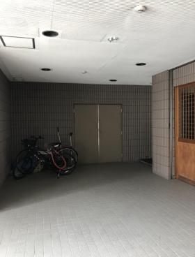 FBR三田ビルの内装