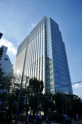 神保町三井ビルの外観写真
