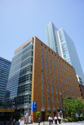 大東ビルの外観写真