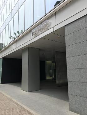 PMO秋葉原Ⅱビルのエントランス