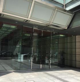 内幸町東急ビルの内装