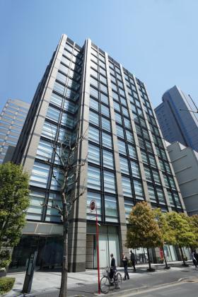 内幸町東急ビルの外観写真