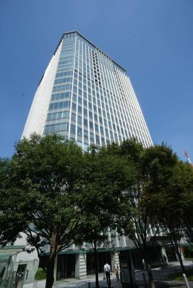 平河町森タワーの外観写真