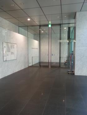 有楽町イトシアオフィスタワーの内装