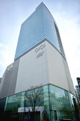 有楽町イトシアオフィスタワーの外観写真