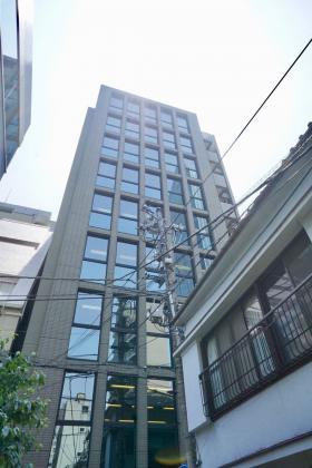 西新橋JKビルの外観写真