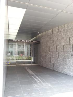 虎ノ門ビルの内装