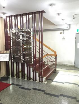ワールド宇田川ビルの内装