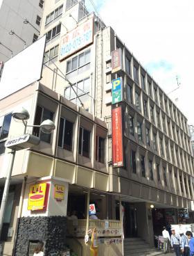 ワールド宇田川ビルの外観写真