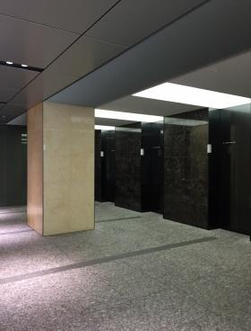 デジタルゲートビル(旧恵比寿アイマークゲート)の内装