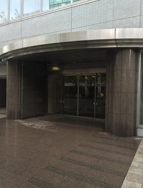 フジキカイ広尾ビルの内装