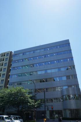 フジキカイ広尾ビルの外観写真