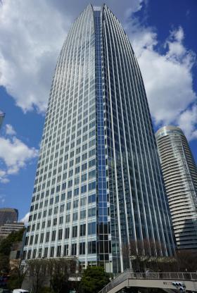 愛宕グリーンヒルズMORIタワーの外観写真