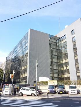 麹町M-SQUAREビルの外観写真