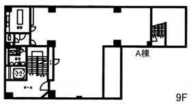 第1康洋ビル:基準階図面