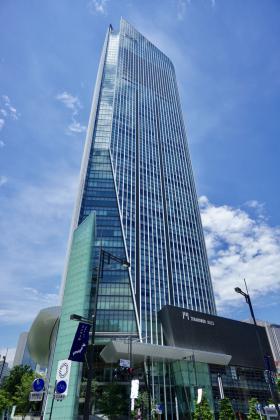 虎ノ門ヒルズ森タワーの外観写真