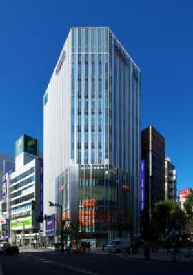 ヒューリック新宿ビルの外観写真