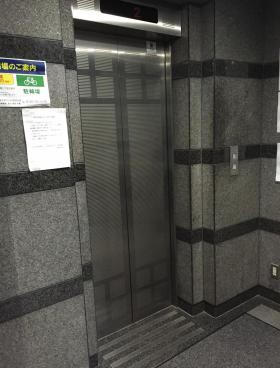 菱秀神楽坂ビルの内装