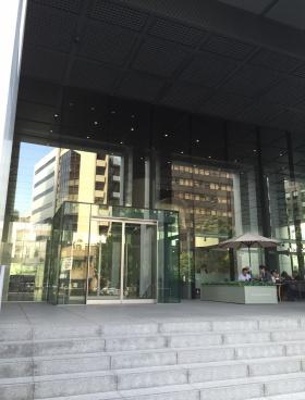 赤坂Kタワーの内装