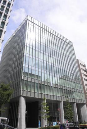 日本ガス協会ビルの外観写真