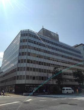 Daiwa御成門ビルの外観写真