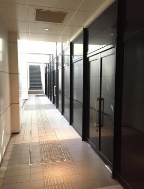 六本木デュープレックスタワーの内装