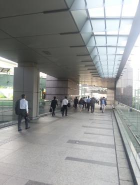 品川イーストワンタワーその他写真