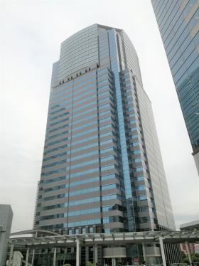 品川イーストワンタワーの外観写真