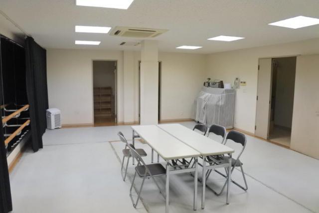 東京都板橋区小豆沢 約135坪の内装