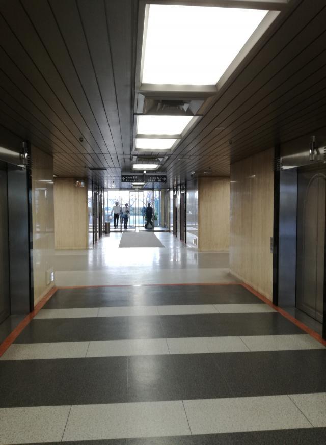 東京都大田区平和島 約80坪の内装