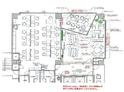 東京都港区浜松町 約60坪の図面