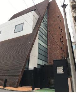 東京都渋谷区桜丘町 約220坪の内装