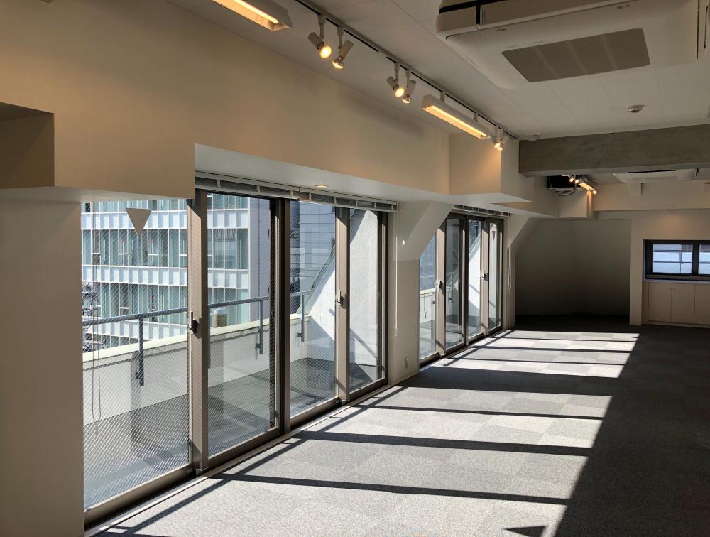 東京都渋谷区渋谷 約60坪の内装