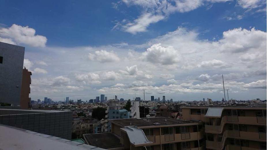 東京都渋谷区笹塚 約65坪の内装